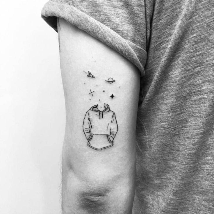 Minimalistic kind art tattoo;minimTattoo;minimal line art; minimal tattoo;line art;tattoo