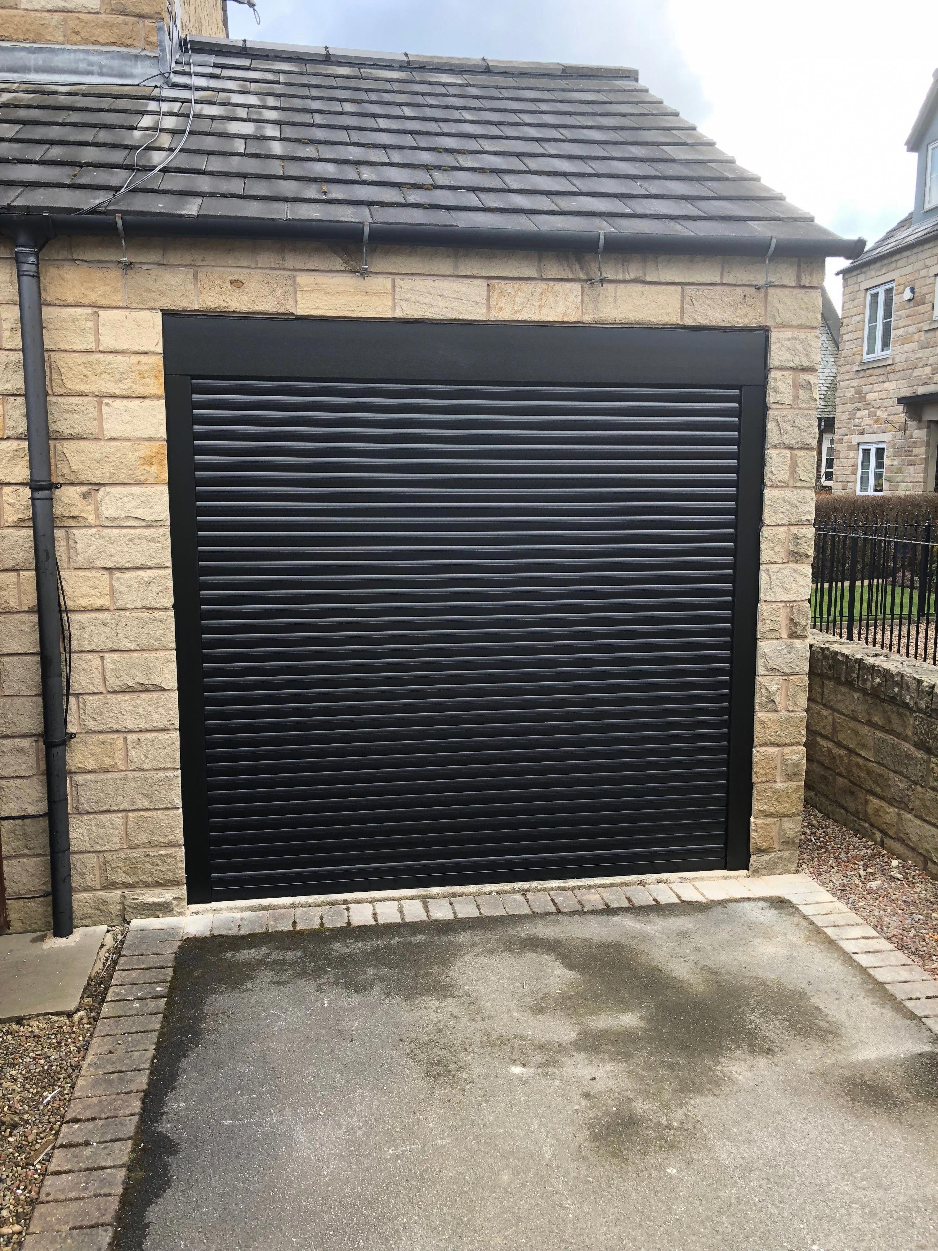 Inspiring Schemes That We Really Love Overheadgaragedoors In 2020 Roller Doors Garage Door Design Single Garage Door