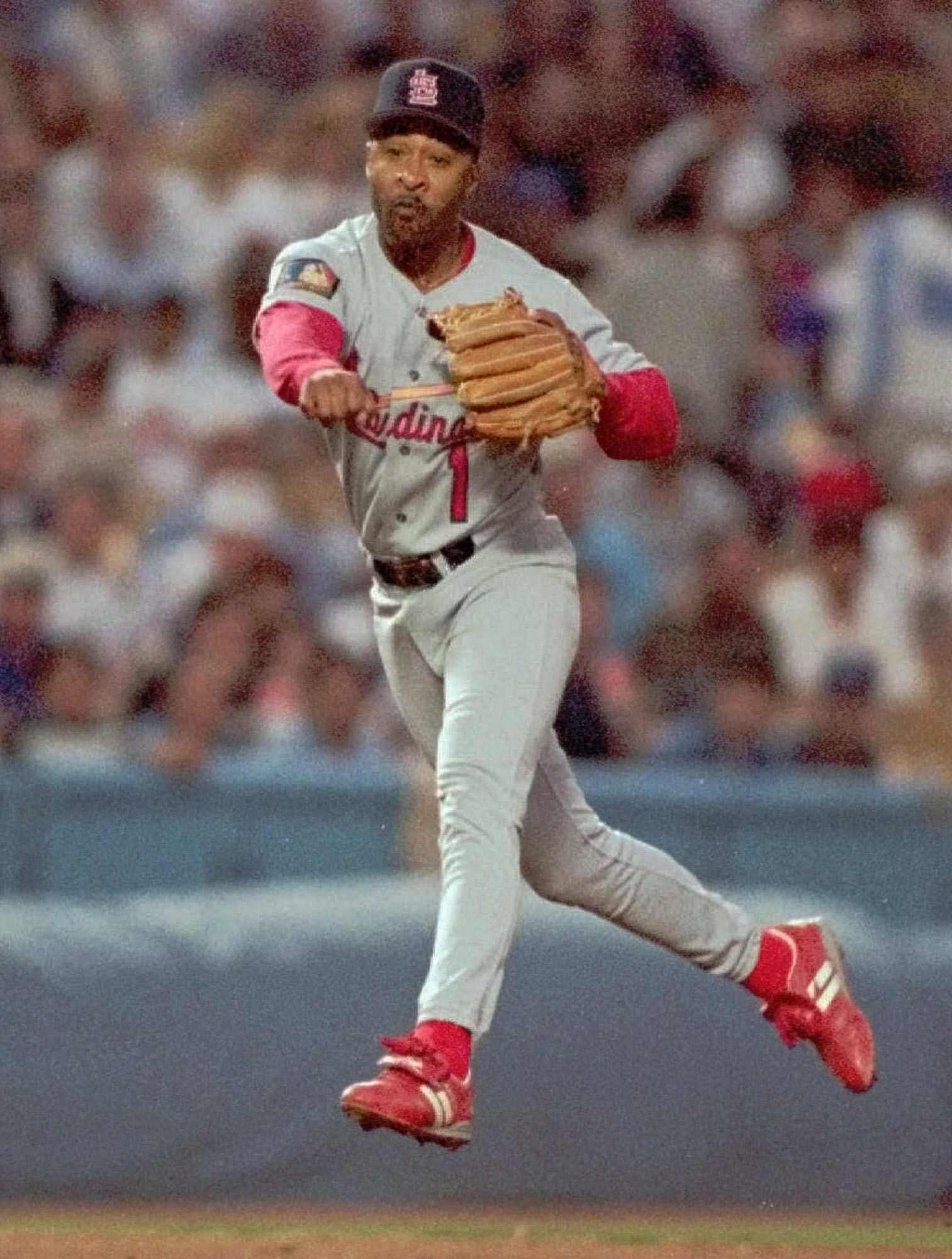 OZZIE SMITH (With images) St louis cardinals baseball