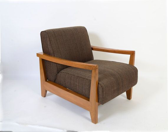 Russell Wright Lounge Chair Statton Furniture Statton Modern 1950