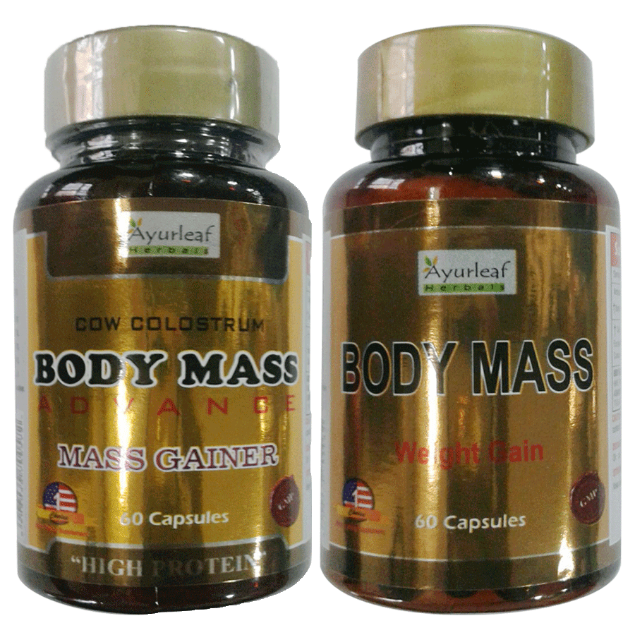 Herbal Weight Gain Capsules For The Most Affordable And Genuine - Top 10 best weight gainer india