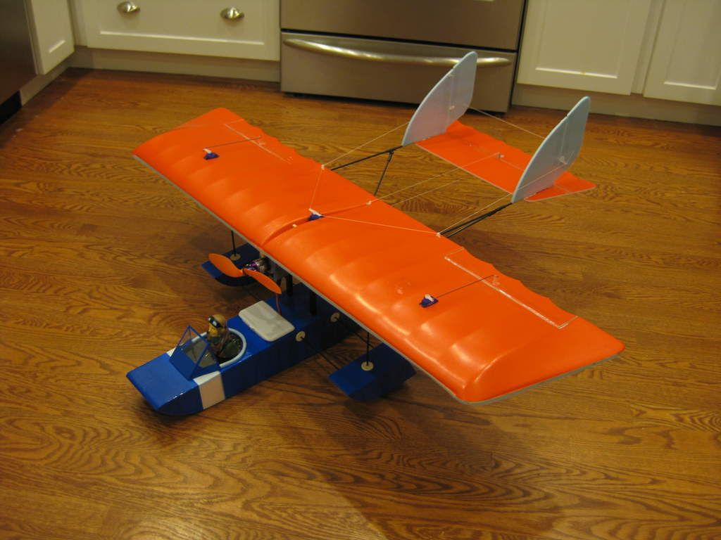 Slow Stick Flying Boat | Rc planes | Boat radio, Model airplanes, Flying boat