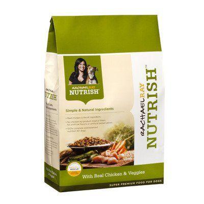 Rachael Ray Nutrish Dry Dog Food, `Ch... | Dog food recipes, Free dog food samples, Free dog food