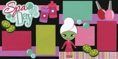 out on a limb scrapbooking kits - Google Search