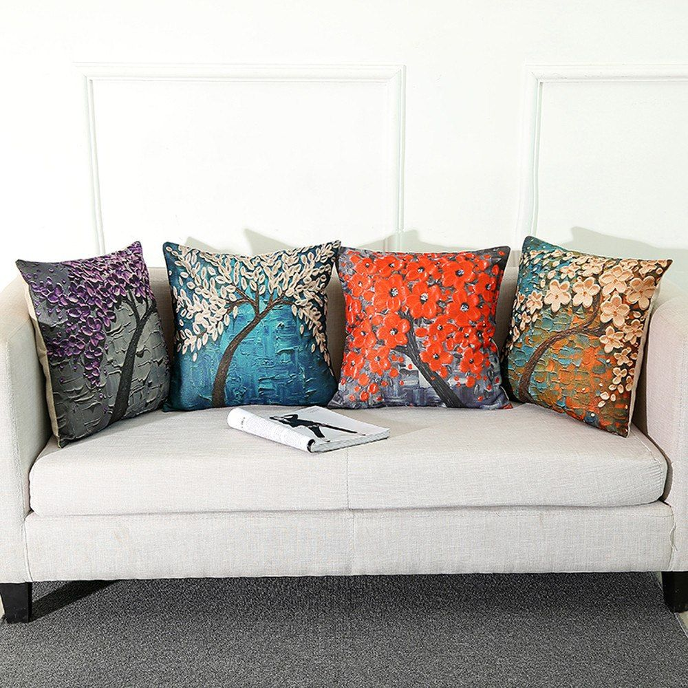 10 Large Sofa Cushion Covers , Most of the Brilliant as well ...