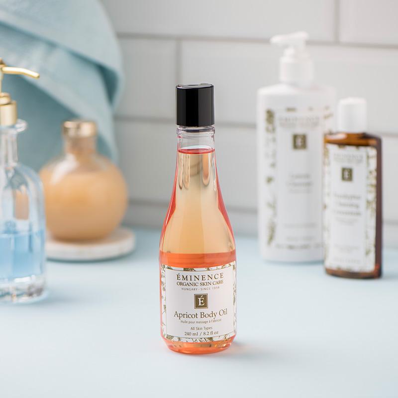 Eminence Organic Skin Care Apricot Body Oil Dermstore In 2020 Eminence Organic Skin Care Organic Skin Care Eminence Organics