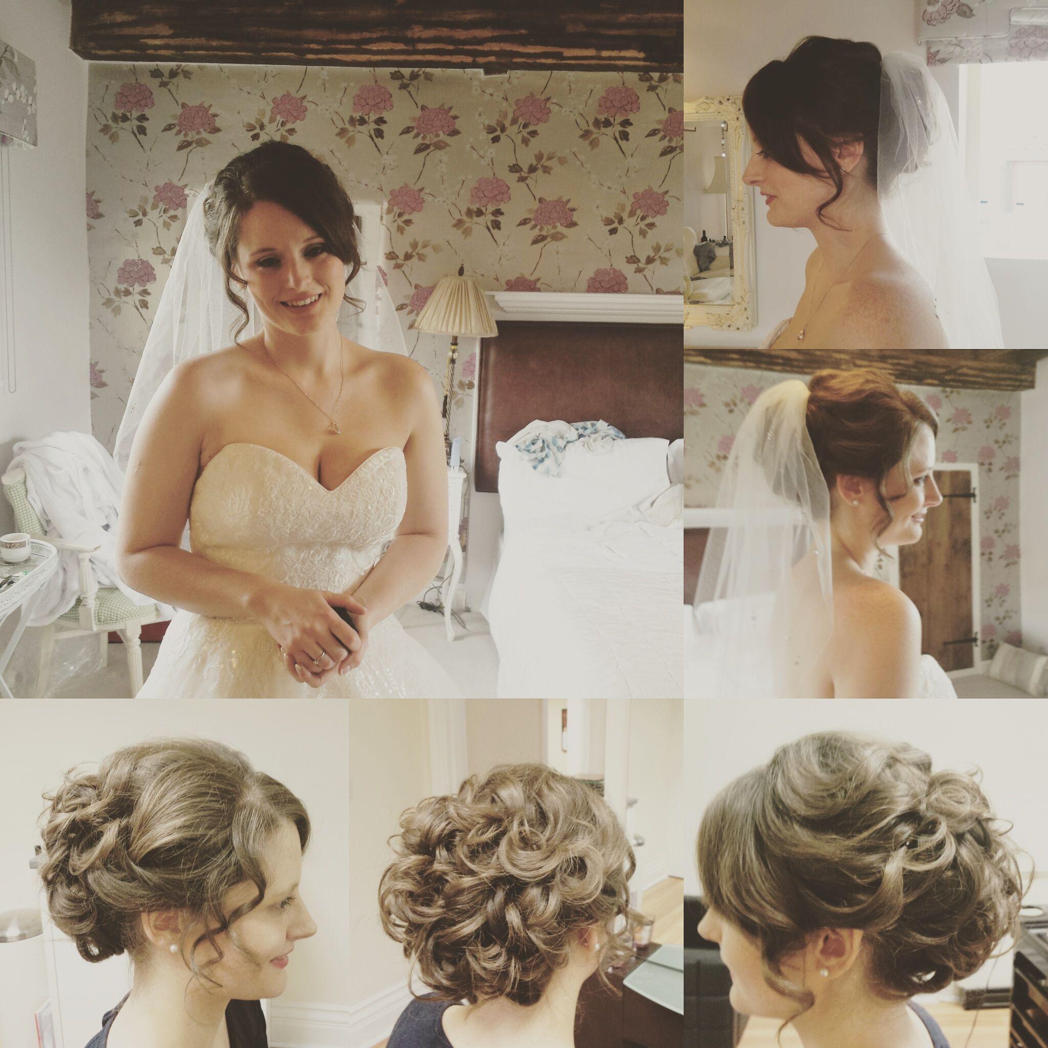 jane austin inspired wedding hair by laura hughes. norwich
