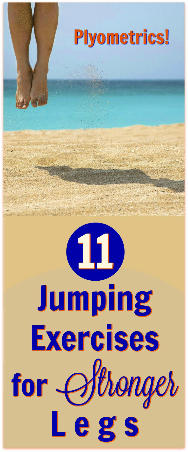 Plyometrics! 12 Jumping Exercises to Help Give You Great ...