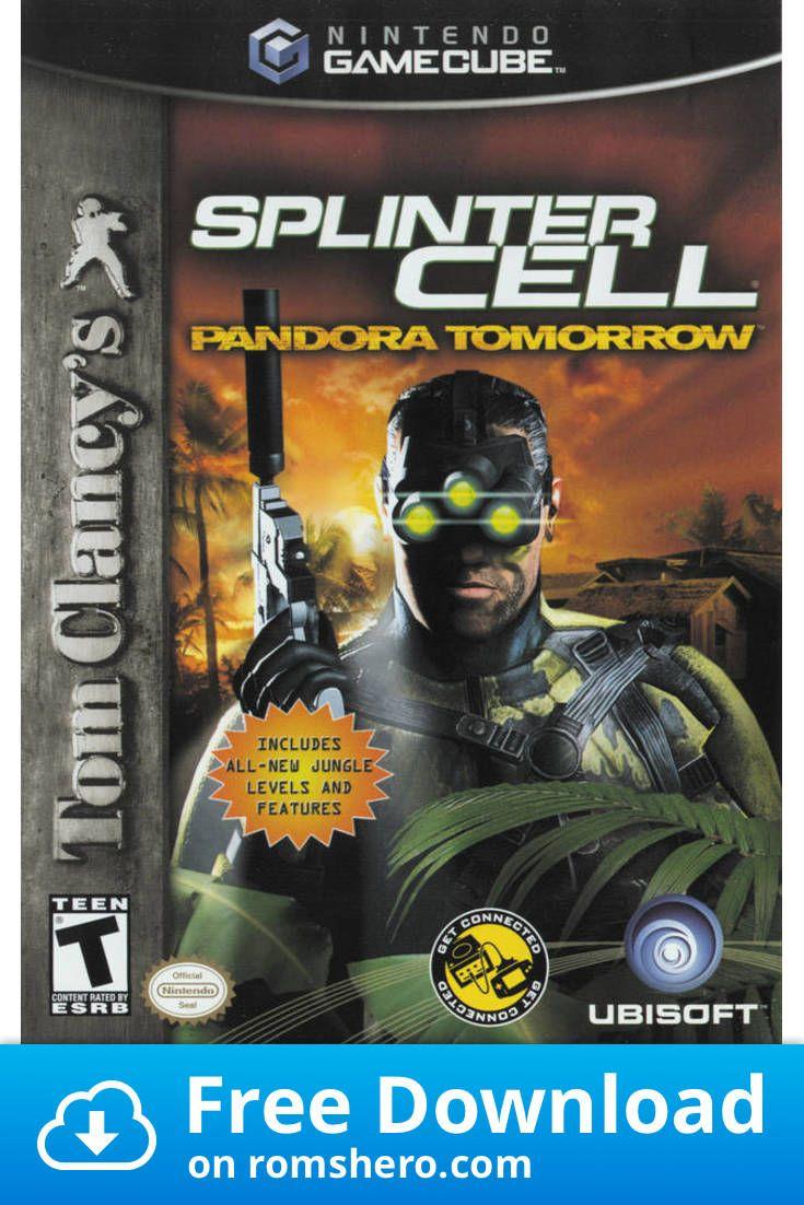Download tom clancys splinter cell pandora tomorrow