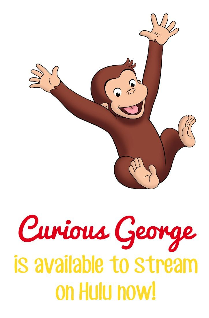 Curious George Available For Streaming Now On Hulu Curious George