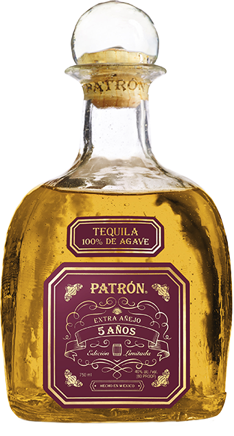 Patron Tequila Extra Anejo 5 Anos Tequila Tequila Bottles Anejo Tequila