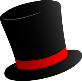Hat Png Images Free Download Hat Template Top Hat Black Top Hat