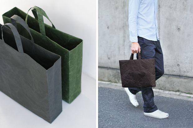 Naoto Fukasawa Naoto Fukasawa Material Bags
