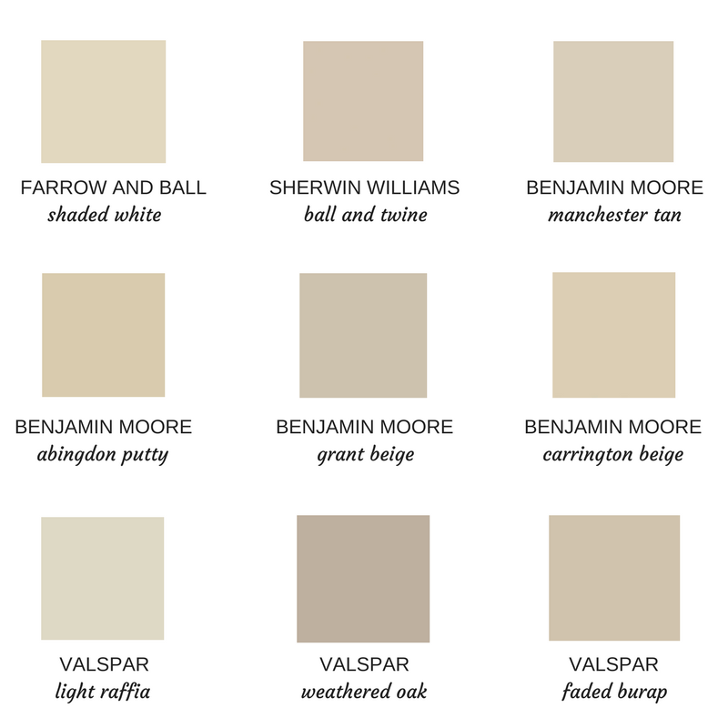 Country Living I 39 Ve Received Several Emails In Response To A Recent Post On Tan K Beige Kitchen Cabinets Painted Kitchen Cabinets Colors Beige Kitchen