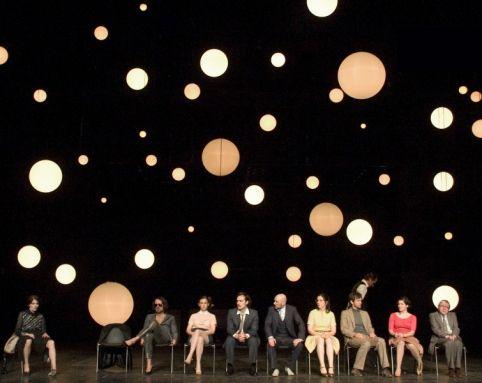 Stage Design Patterns Katrin Brack 1 With Images Concert Stage
