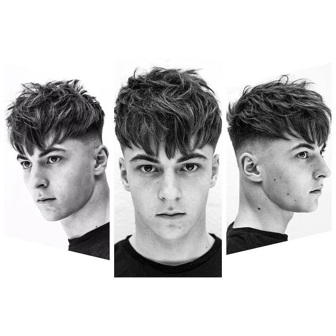 Low skin fade haircut men braidbarbers  men hairstyles  pinterest  low skin fade haircuts