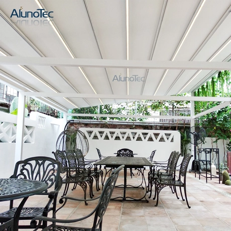 Remote Controlled Electric Folding Roof Retractable Canopy Shade Buy Retractable Canopy Shade Sliding Roof G Modern Gazebo Retractable Awning Pergola Canopy