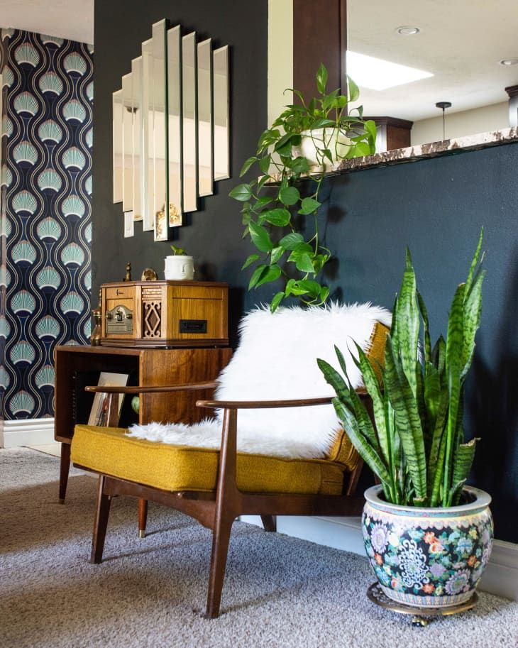 Vintage Furniture and Art Secondhand Treasures | Apartment Therapy #designer #furnitur #interiordecor #photography #homestyle #homedecor #home #decor #design #art #homedesign #style