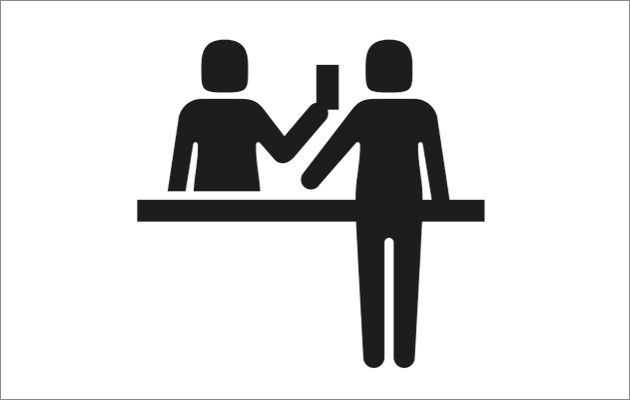 Pictogram Humans Icon Magazinein The World Of Signage It Is Men
