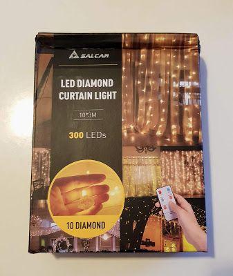 Wunderschöne Lichterketten von Salcar - mit Gewinnspiel für Euch! #ledtechnology