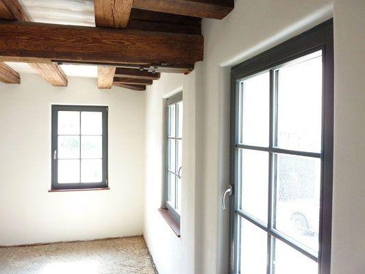 Fachwerkhaus Renovieren Sanieren Und Mit Lehmputz Verputzen