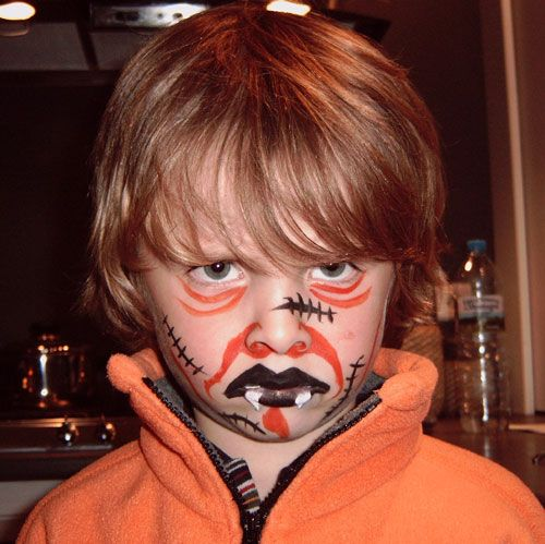Maquillage enfants halloween maquillage halloween pinterest maquillage enfant halloween - Maquillage enfant halloween ...