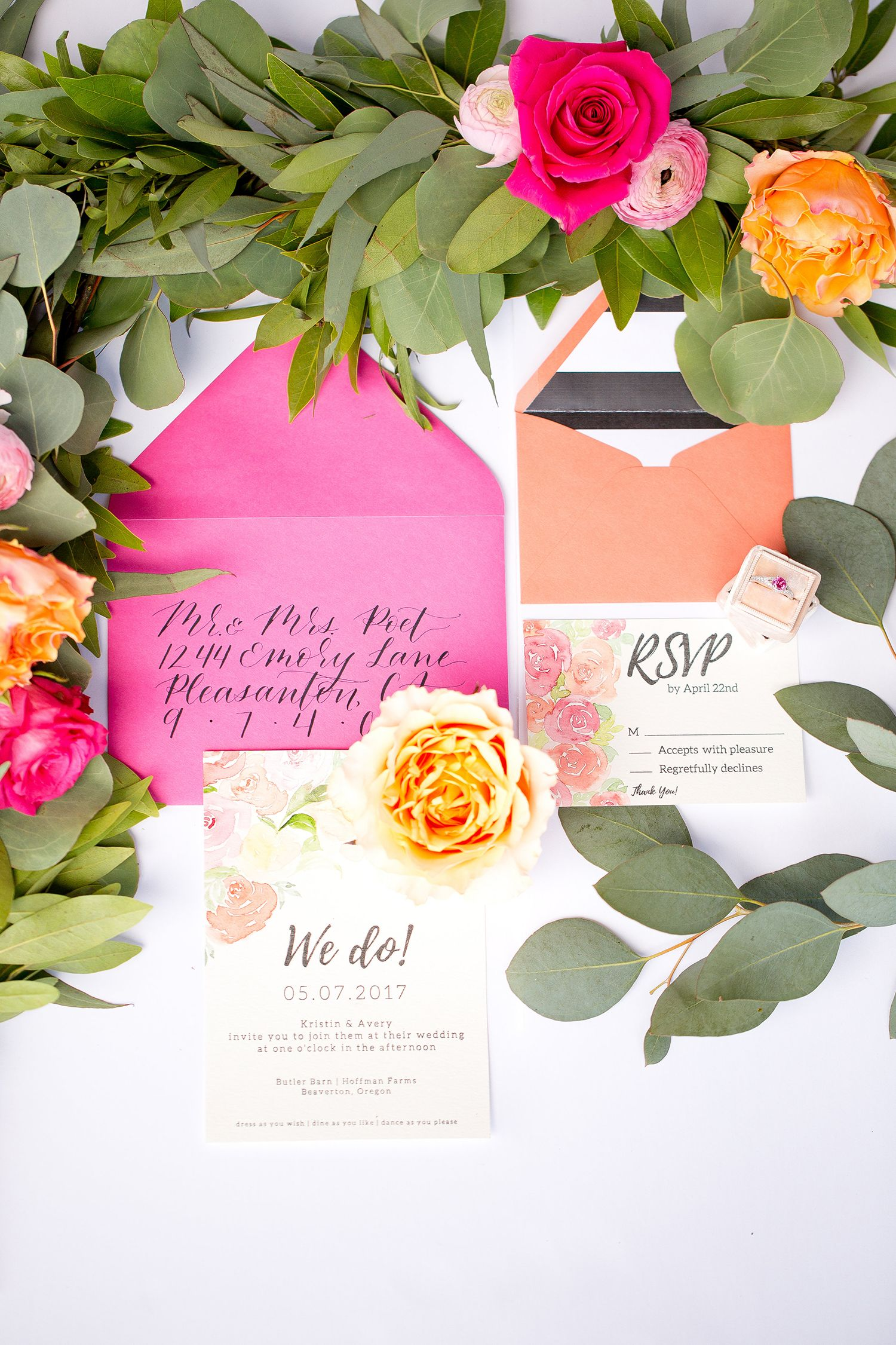 If Kate Spade Had a Preppy Barn Wedding, This Would Be It!
