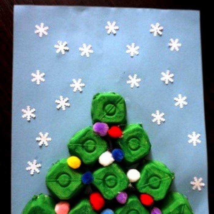 Christmas tree/Choinka/kartka świąteczna