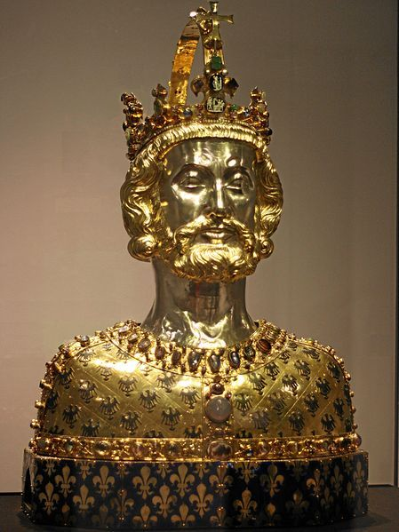 The History of Gold: From Ancient Times to Charlemagne