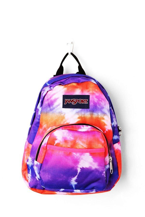 Tie Dye Jansport Backpacks - Colorful Tie Dye Jansport Backpacks  #tie #dye #bags www.loveitsomuch.com