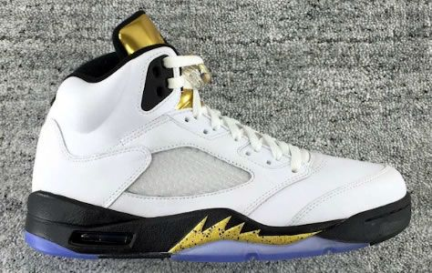 half off 57ee9 3e9c8 air-jordan-5-olympic-gold-medal
