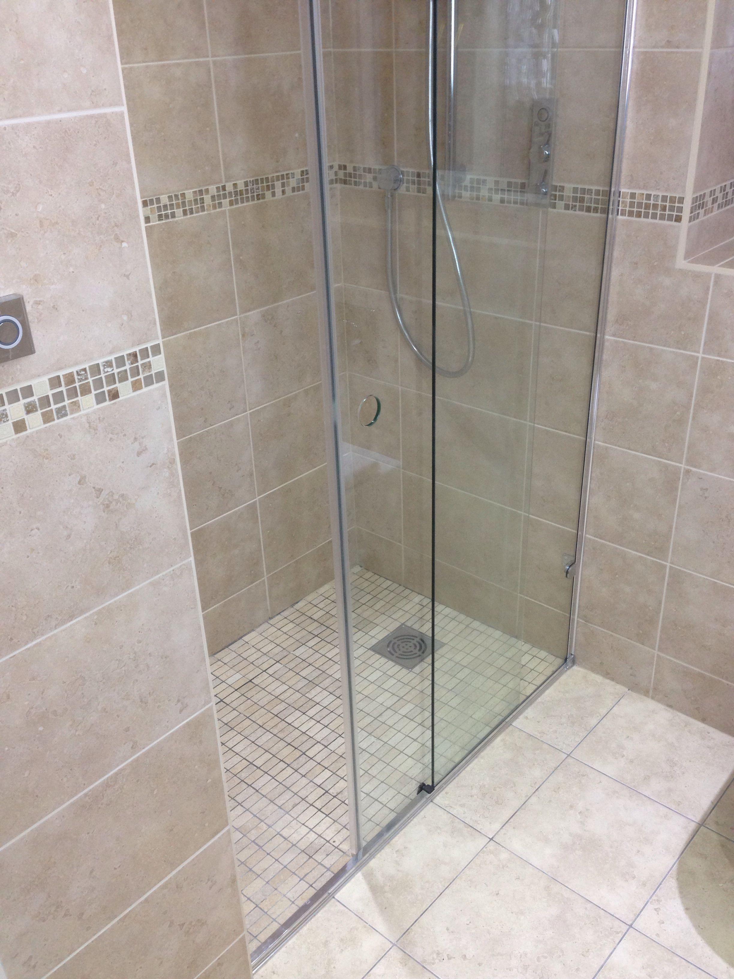 Aqata Sliding Door In A Wet Room Bathroom Wet Rooms Bathroom Room