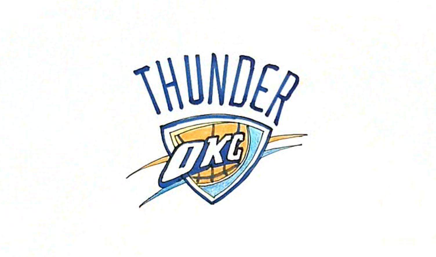 Oklahoma City Thunder Drawings | www.imagenesmy.com