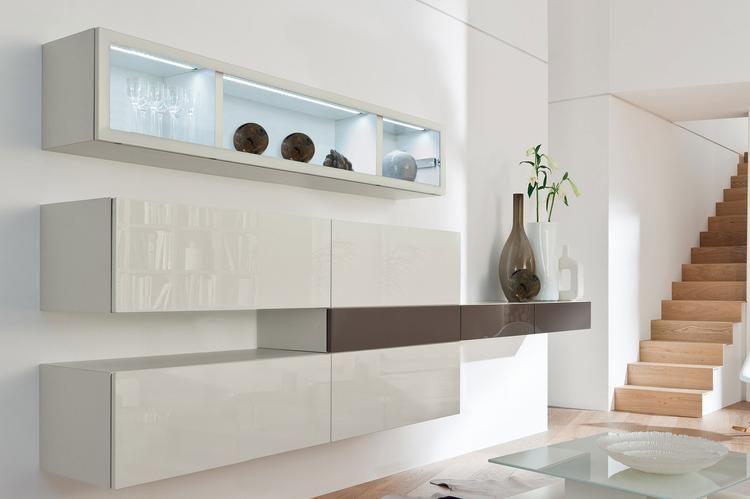 Hulsta Wandmeubel Neo Idee 4 Wohnzimmermobel Modern