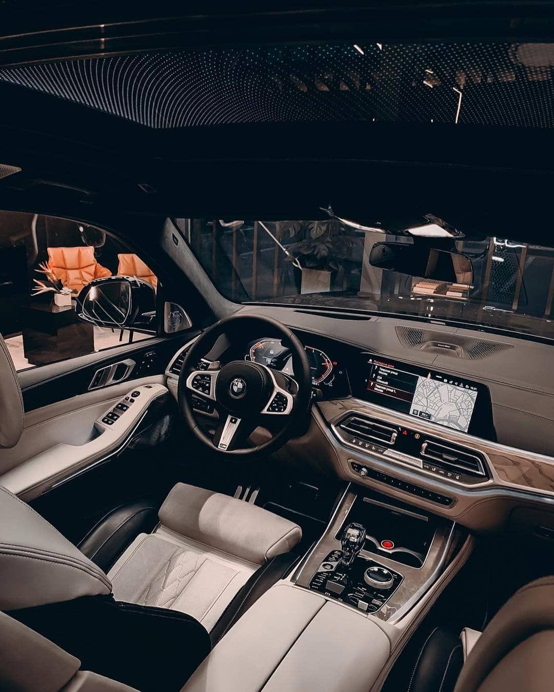 Bmw X7 M Sport: BMW X7 M50d (G07) M Sport Package • Arctic Grey Phot