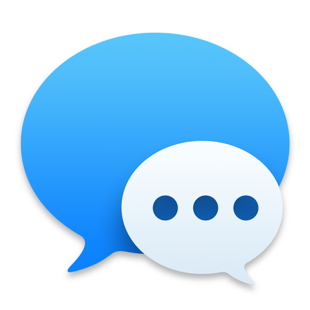 OS X Yosemite Dock Icons, Ranked Mac os, Text message