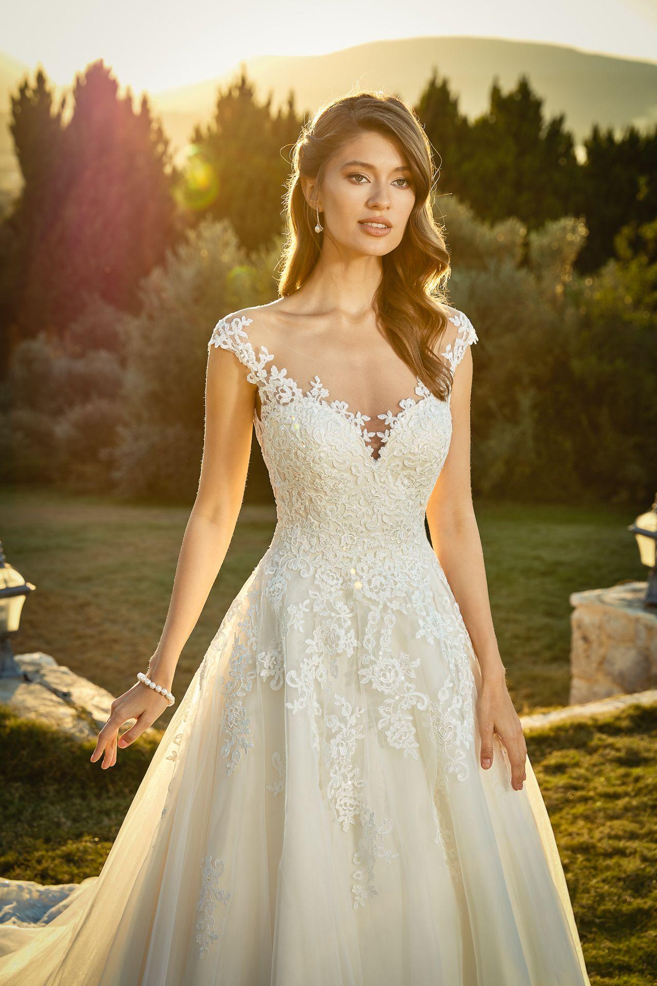 Eddy K Bridal 11 in 11  Kleider hochzeit, Hochzeitskleid