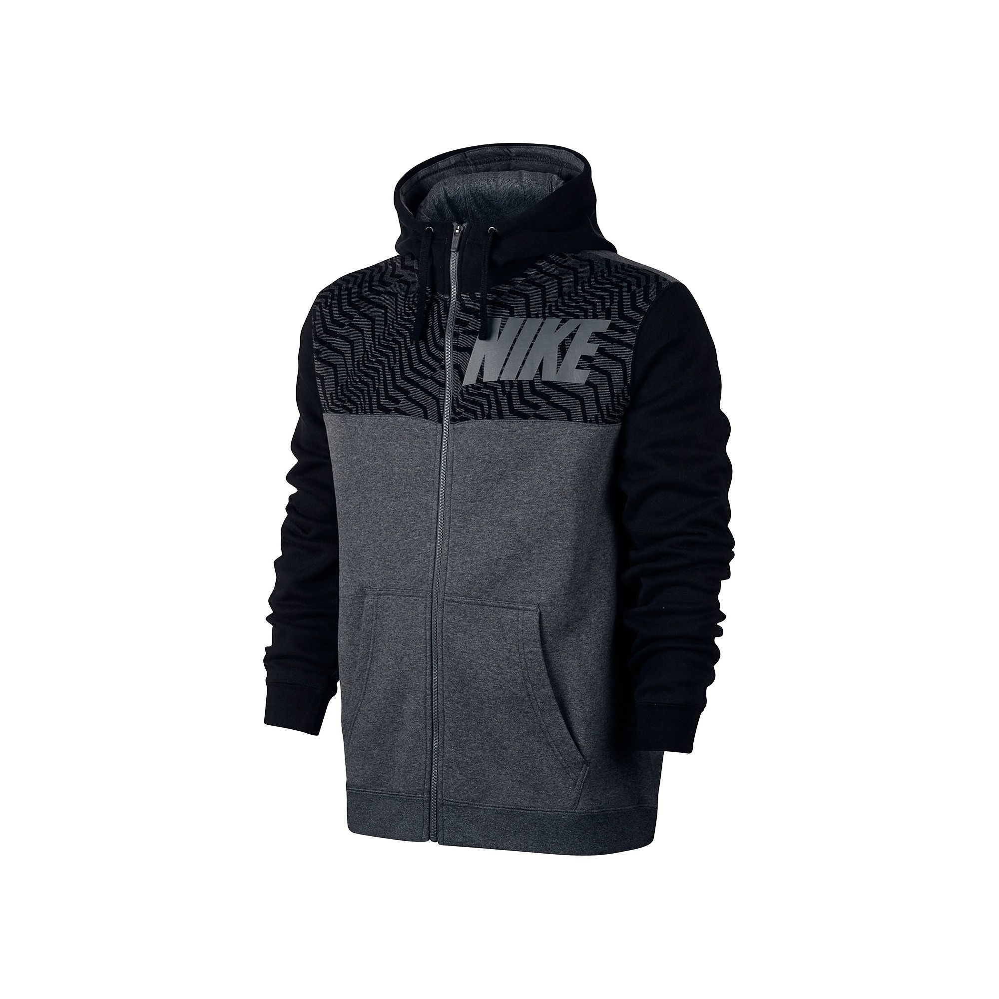 3c462d3b9ffa6e Men s Nike Colorblock Fleece Hoodie