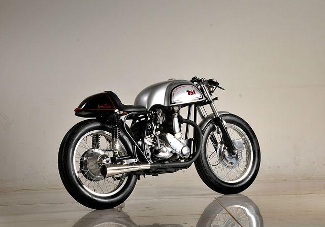 Pin Oleh Robin Paul Van Eck Di Moto Cafe Racer Motor Klasik Sepeda Motor