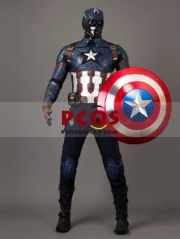 Captain America Civil War Steve Rogers Cosplay Costume Mp003198 In 2020 Captain America Civil War Captain America America Civil War