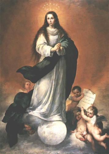 Immaculate Conception Murillo