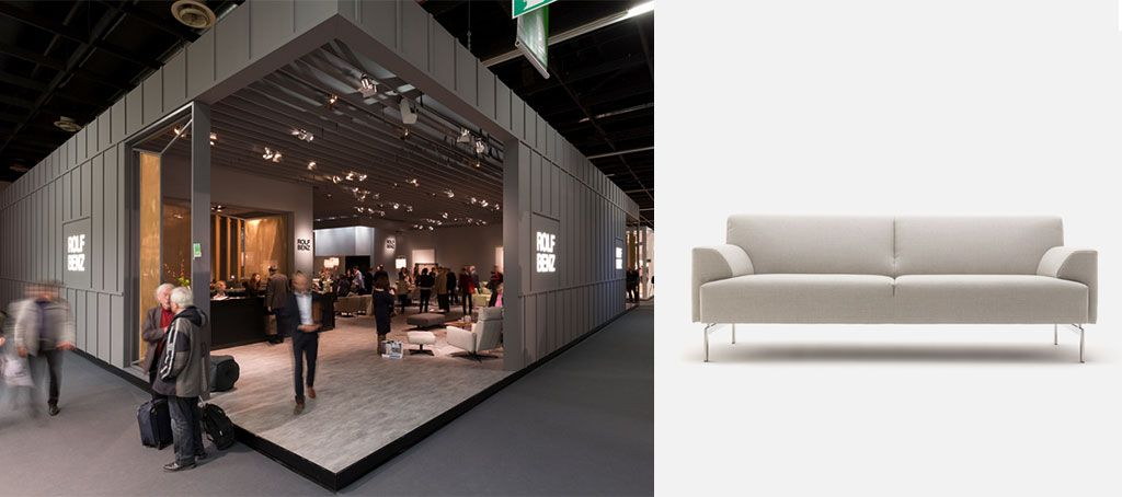 Rolf Benz Imm Cologne 2016