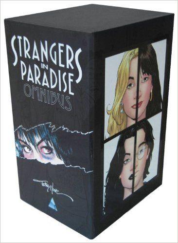 Strangers In Paradise Omnibus Edition SC: Terry Moore: 9781892597540: Amazon.com: Books