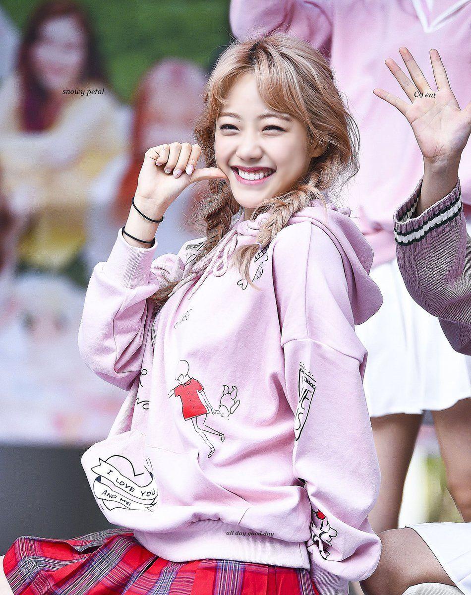 Good Day Jiwon Kpop Girls Kpop Girl Groups Girl Crushes
