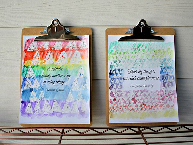 Easy Watercolor Quotes Wall Art Wall Art Quotes Watercolor