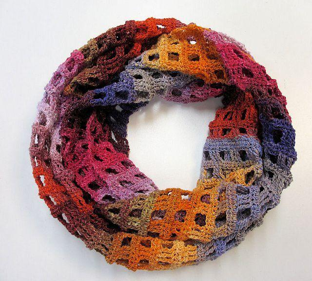 Top 5 Easiest Crochet Scarves Roundup   Häkelmuster, Häckeln und ...