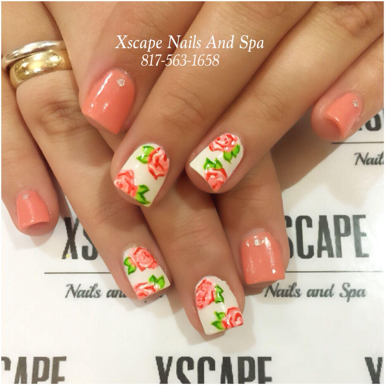 Spring Nail Designs Cute Nail Designs Nails Nail Designs Spring