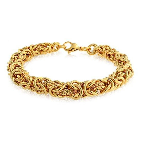 bracelet samuel yellow jewellery h twisted webstore category chain l bracelets gold material link product number