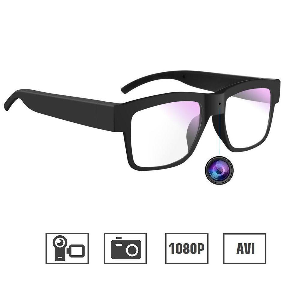a14dc1017838 Camera GlassesWBPINE Hidden Camera Glasses HD 1080P Mini Spy Glasses Camera  for (eBay Link)