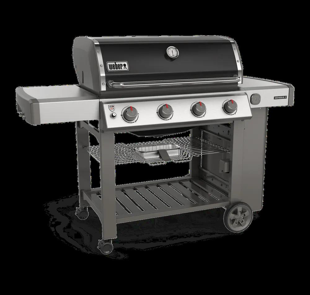 Genesis Ii E 410 Gas Grill Genesis Ii Series Gas Grills In 2020 Gas Grill Propane Grill Grilling